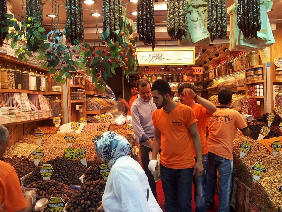 Turcia-Bazar
