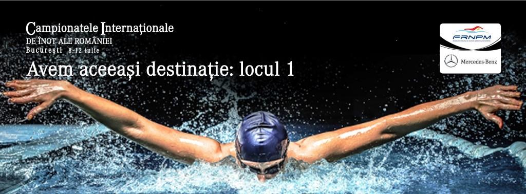 [Interviu] Bogdan Scarlat: înainte să fii campion la înot trebuie să fii campion la răbdare