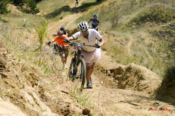 Foto: cursa de MTB (Bogdan Popa)