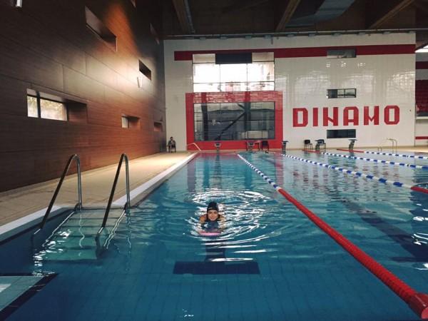 M-am apucat să învăț să înot – Episodul 1