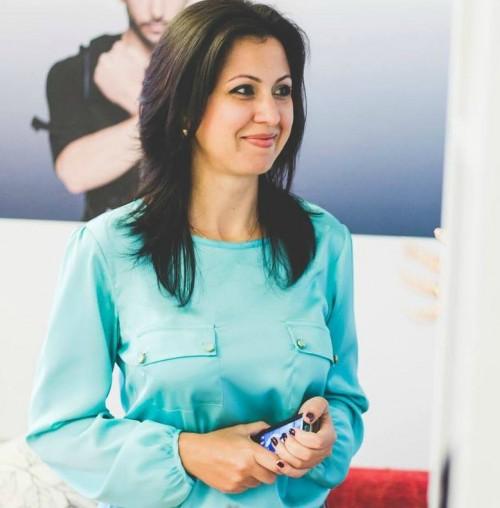 """Interviu cu Gabriela Nedelea, nutriționist: """"Alimentația potrivită protejează sportivii de accidentări"""""""