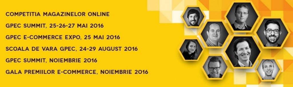 GPeC: Începe ediția a 11-a a celui mai mare eveniment de e-Commerce din România