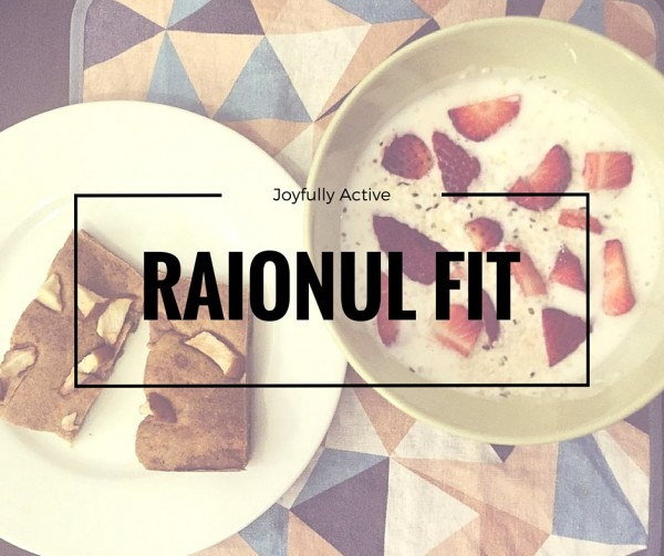 Raionul Fit – Tapioca și Raw Bite