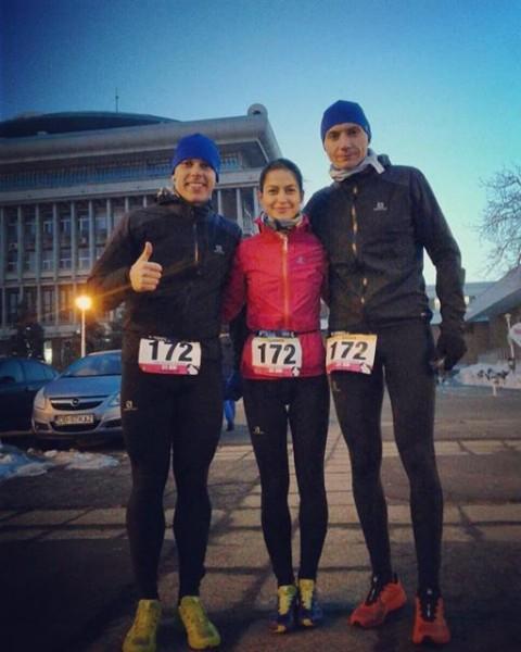 Semimaraton Gerar 2017 -  Când echipa poate ce gândul nici nu speră